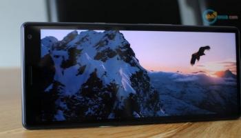 Đánh giá Sony Xperia 10:màn hình 21:9 độc đáo